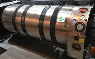 Market study LNG tank manufacturer